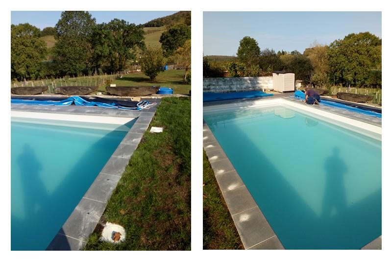 cubierta de lona para piscinas
