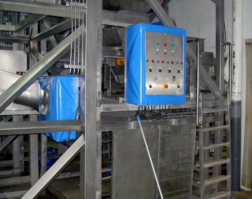 protección de equipos industriales