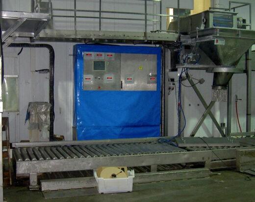 Protección de mobiliario y equipo industrial